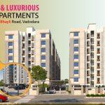 Luxurious 2BHK Apartments on Bhayli Road, Vadodara