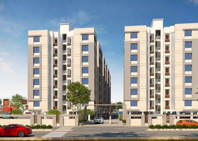 Astha Vatika Site Photos | Flat | Budget Property